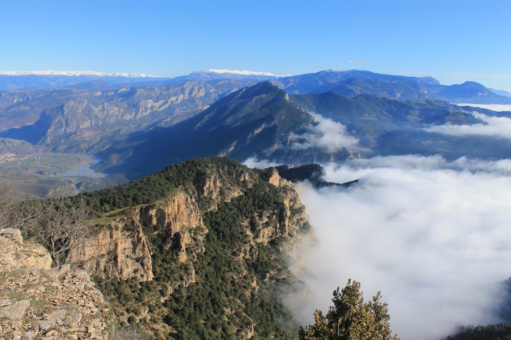 Location saisonnière vue montagne