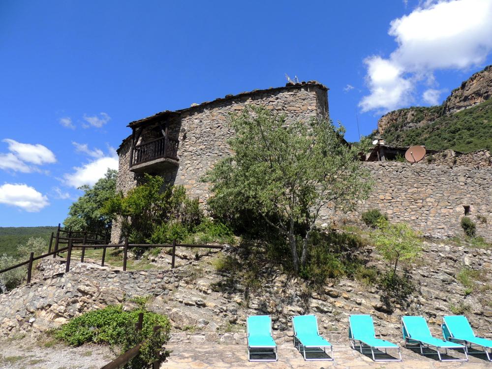 Location villa / maison valldarques 10411