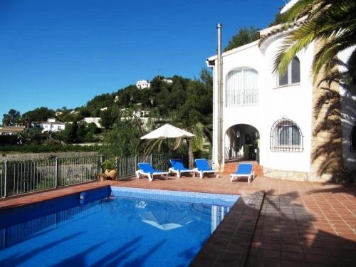 Villa / Maison BEATRIZ à louer à Moraira