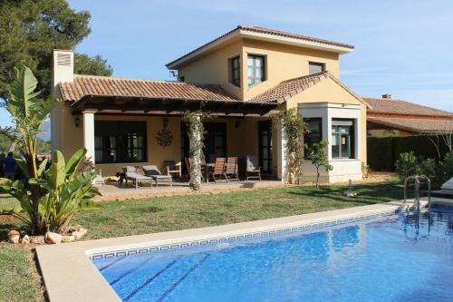 Villa / Maison La bella à louer à Javea