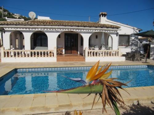 Villa / Maison ELISA à louer à Moraira