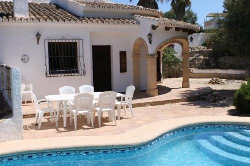 Villa / Maison Natalia à louer à Javea