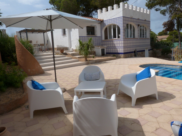 Villa / house Azzulero to rent in Javea