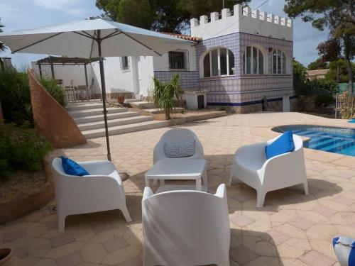 Villa / Maison Azzulero à louer à Javea