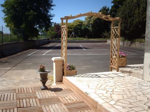 Reserve chateau chateau et tennis