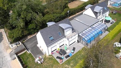 France : B746 - Jumelle du bas