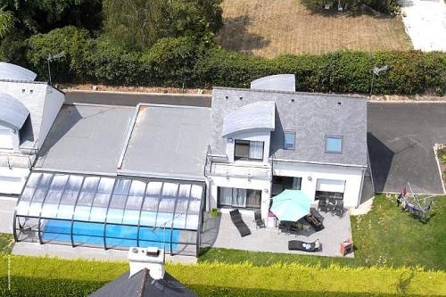 Villa / maison mitoyenne Jumelle du haut à louer à Bénodet