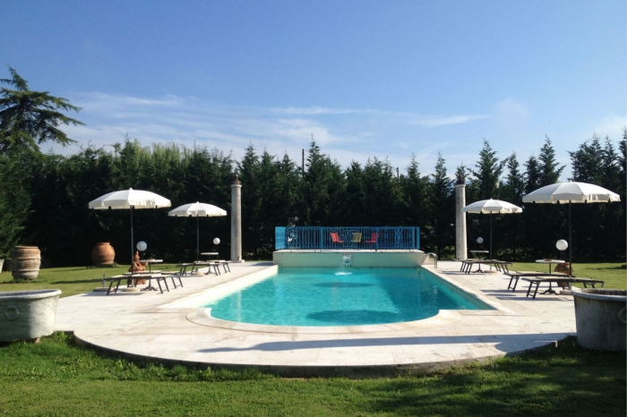 Villa / house  Les Morennes to rent in Arezzo