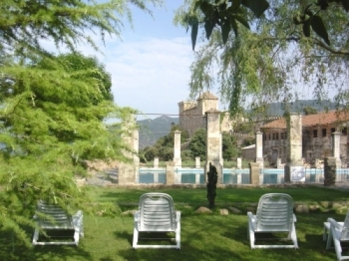 Property accommodation in a villa / house riudabella 31602