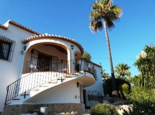 Villa / house SOMBRERO 4 to rent in Javea