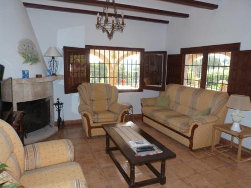 Property villa / house las pinturas
