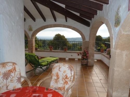 Villa / house las pinturas to rent in javea