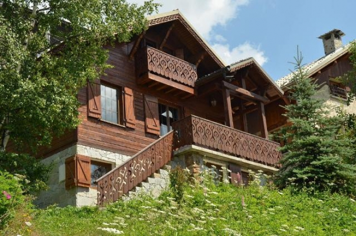 Chalet Pelouses alpines to rent in Alpe d'Huez