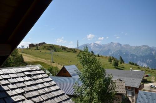 Property chalet pelouses alpines
