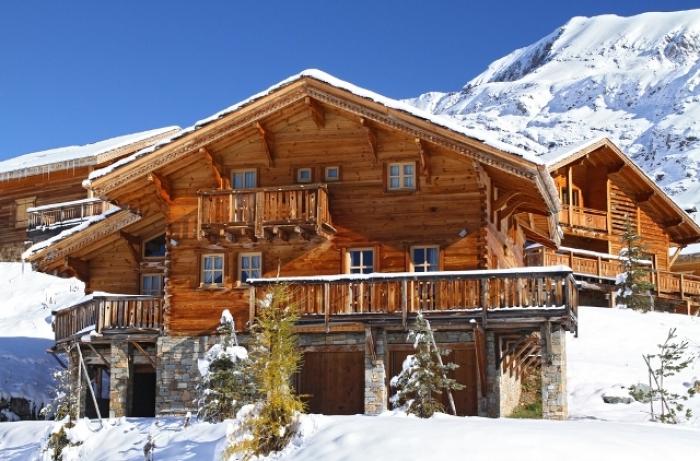 Chalet Renoncule des glaciers to rent in Alpe d'Huez