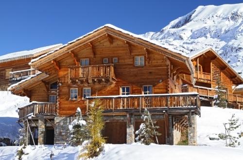 Chalet Renoncule des glaciers à louer à Alpe d'Huez