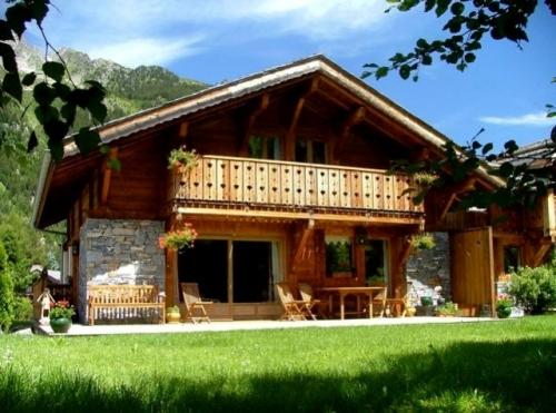Chalet Wulfenia à louer à Chamonix