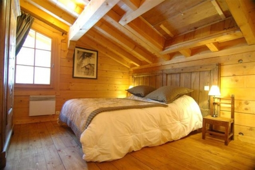 Chalet androsace alpina to rent in chamonix