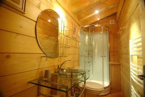 Property chalet androsace alpina