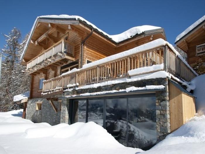 Chalet Epicéa to rent in La Plagne
