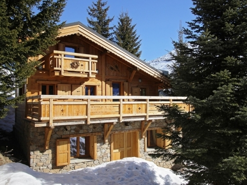 Chalet huperzia to rent in les deux alpes