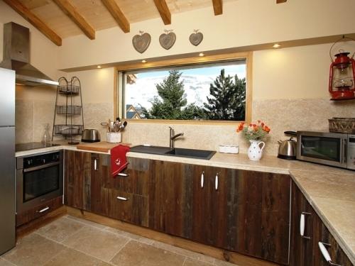 Property chalet huperzia