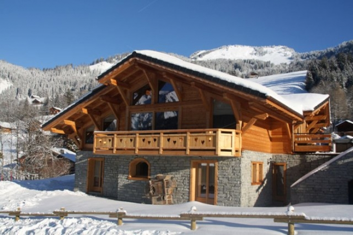 Chalet Eritrichium to rent in Châtel