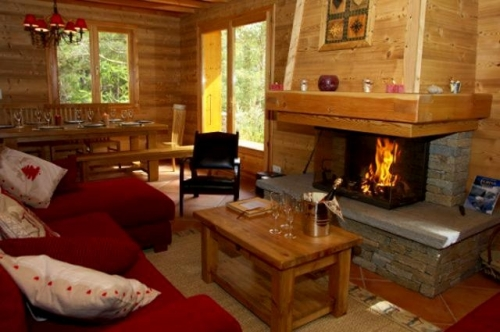 Chalets Pedicularis to rent in Serre Chevalier
