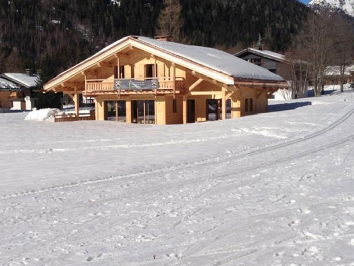 Chalet La glisse to rent in Argentière