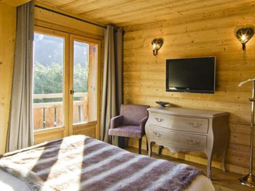 Chalet les bosses to rent in chamonix