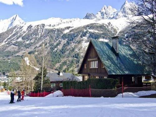 Chalet Sur la piste à louer à Chamonix