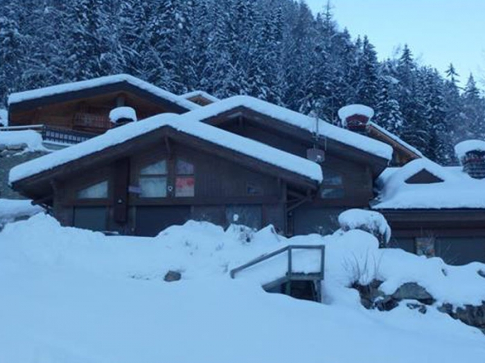 Chalet Bonhomme de neige to rent in Chamonix