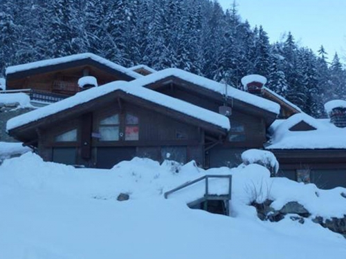 Chalets Bonhomme de neige to rent in Chamonix