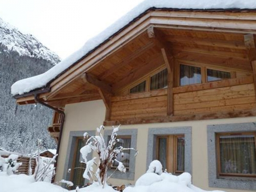 Chalets Hors pistes to rent in Argentière