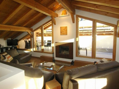 Location chalet hors pistes