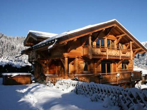 Frankrike : MONLH081 - Chasse neige