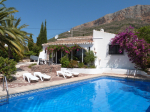 Villa / house Cuco to rent in Javea