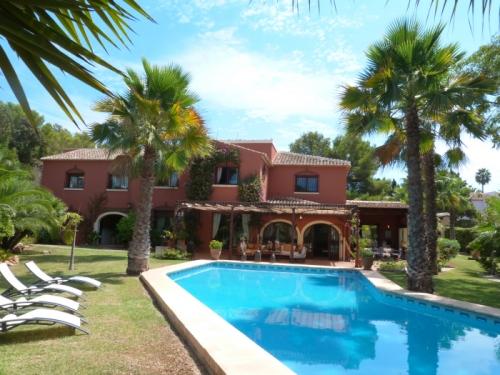 Villa / Maison Rosa  à louer à Javea