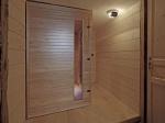 Property chalet spa