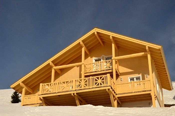 Chalet Fixation to rent in Flaine