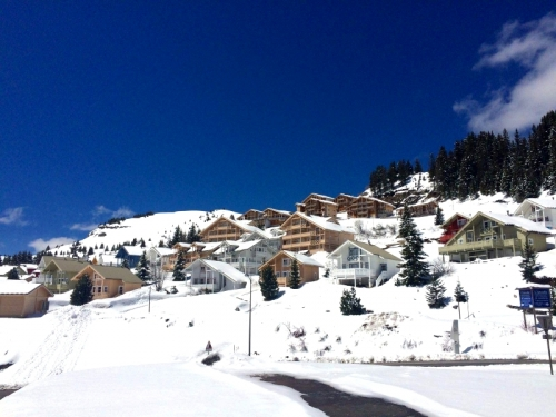 Chalet moniteur to rent in flaine