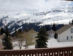 Chalet Ski rando à louer à Flaine