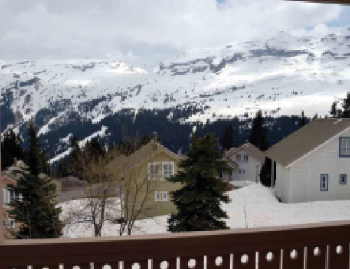 Chalets Ski rando to rent in Flaine