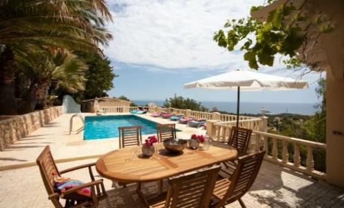 Villa / Maison ESPERANZA à louer à Altea