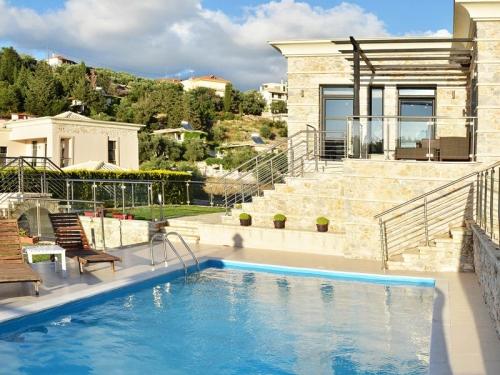Villa / house poseidon to rent in sivota