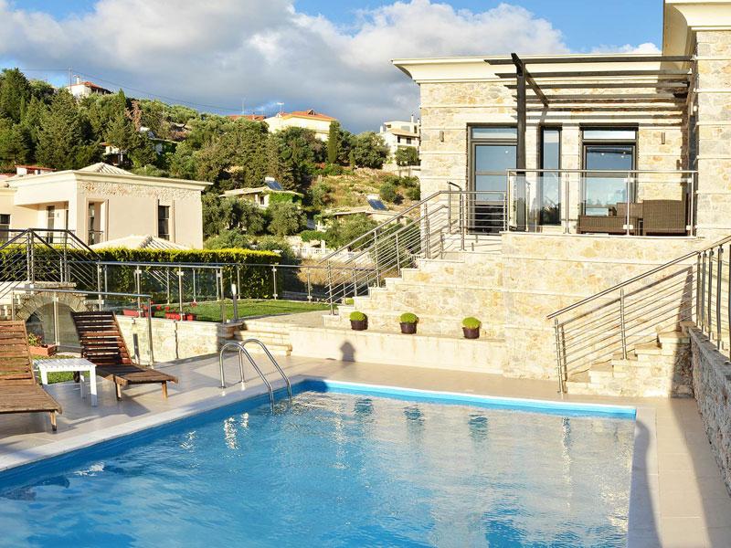Villa / Maison luxe Poseidon