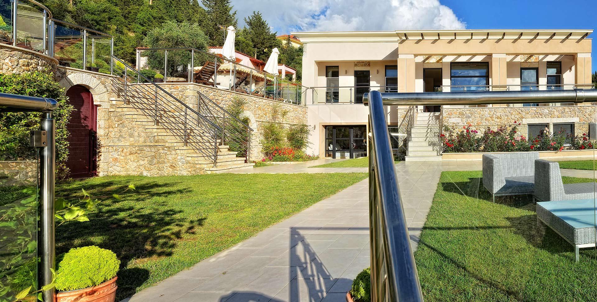 Villa / Maison luxe Hermes