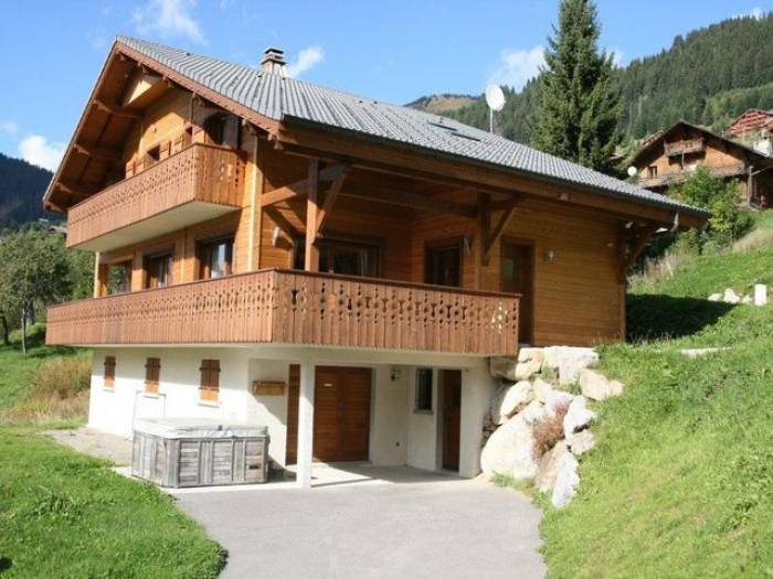 Chalet Tartiflette to rent in Châtel