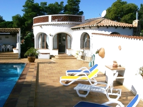 Villa / house LOLITA to rent in Javea
