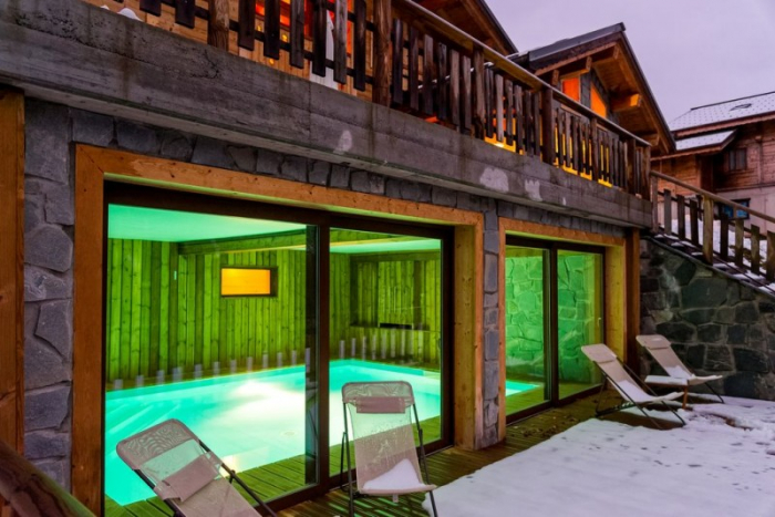 Chalet luxe Massif
